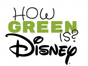 How Green Is Disney?