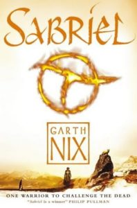 Sabriel by Garth Nix