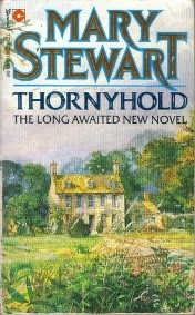 Thornyhold by Mary Stewart (old cover)