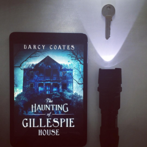 The Haunting of Gillespie House by Darcy Coates | Kieran Higgins