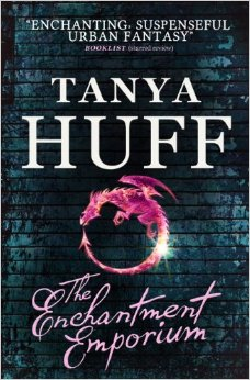 The Enchantment Emporium by Tanya Huff | Review by Kieran Higgins
