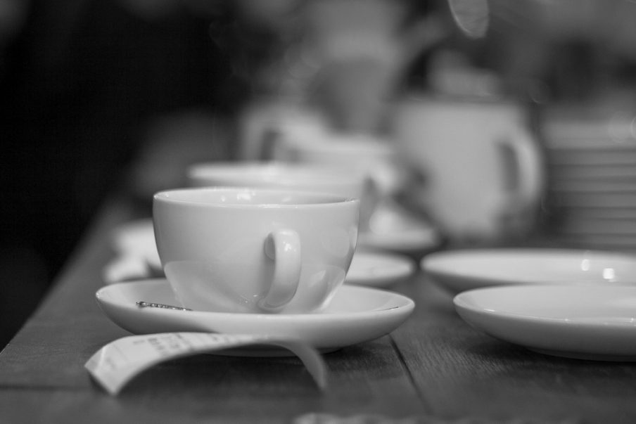 Coffee | Original flash fiction by Kieran Higgins