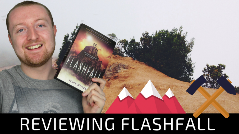 Review - FlashFall by Jenny Moyer | Kieran Higgins