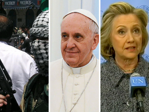 Polls, Popes and Presidents: Climate Change in 2015