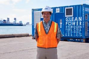 Honolulu goes hydrogen-powered