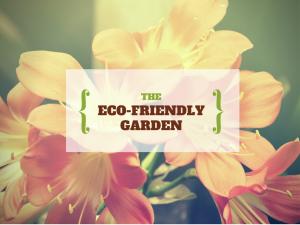 The Eco-Friendly Garden