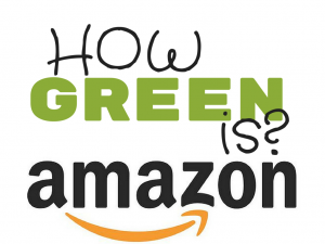 How Green Is Amazon?