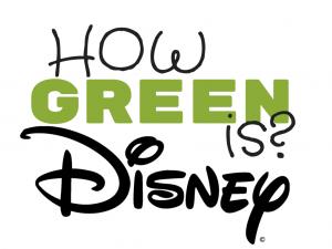 How Green Is Disney?