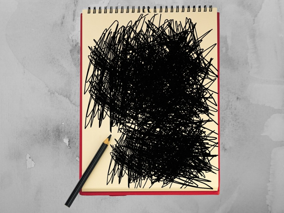The Notebook. Original flash fiction by Kieran Higgins