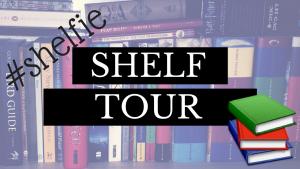 Shelf Tour 2016 | Booktube | Kieran Higgins