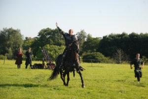 How to host a King Arthur themed party | Kieran Higgins
