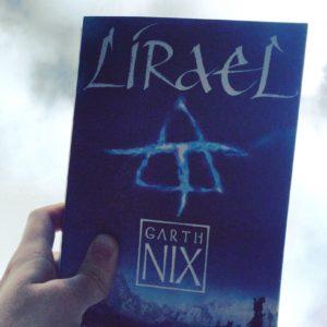 #bookandsky - Lirael by Garth Nix