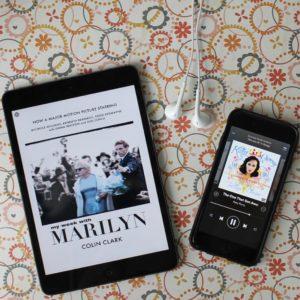 #augustofpages - books + music | Kieran Higgins