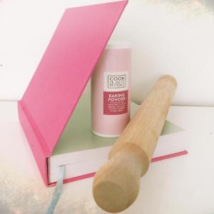 #augustofpages - pink + green books | Kieran Higgins