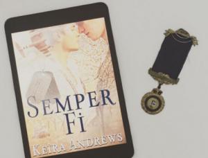 Semper Fi by Keira Andrews | Kieran Higgiins