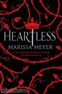 Heartless by Marissa Meyer - Review | Kieran Higgins