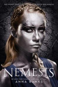 Nemesis by Anna Banks | Review by Kieran Higgins
