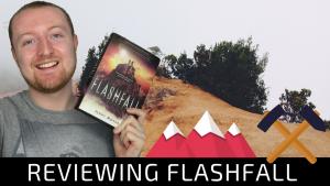 Review - FlashFall by Jenny Moyer | Kieran Higgins
