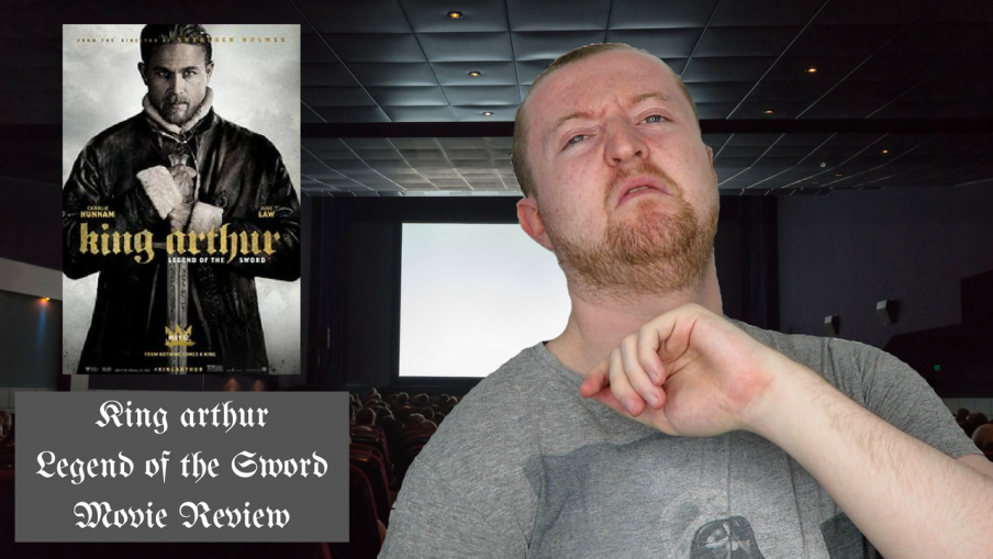King Arthur: Legend of the Sword (Video Review) | Kieran Higgins