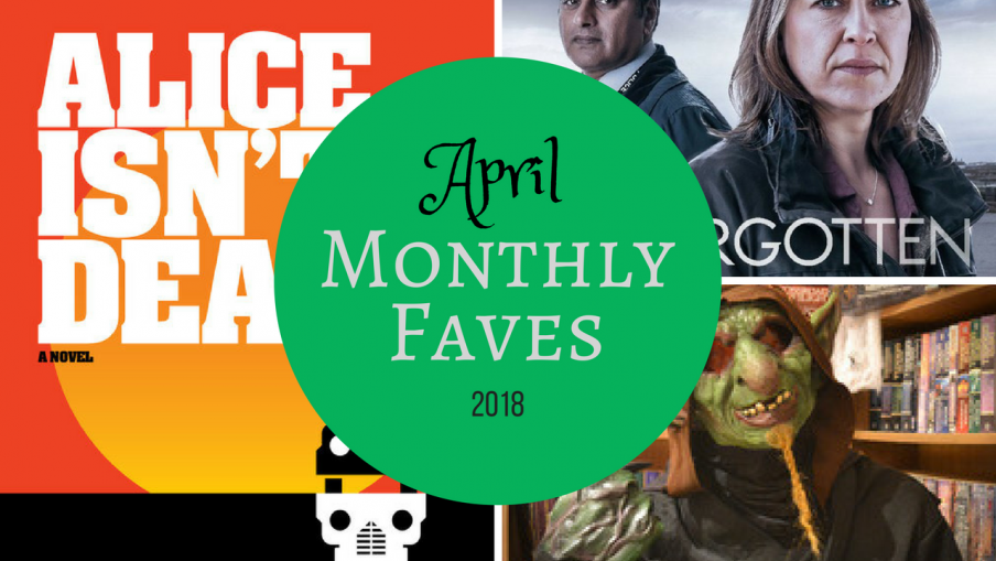 April 2018 Favourites Kieran Higgins