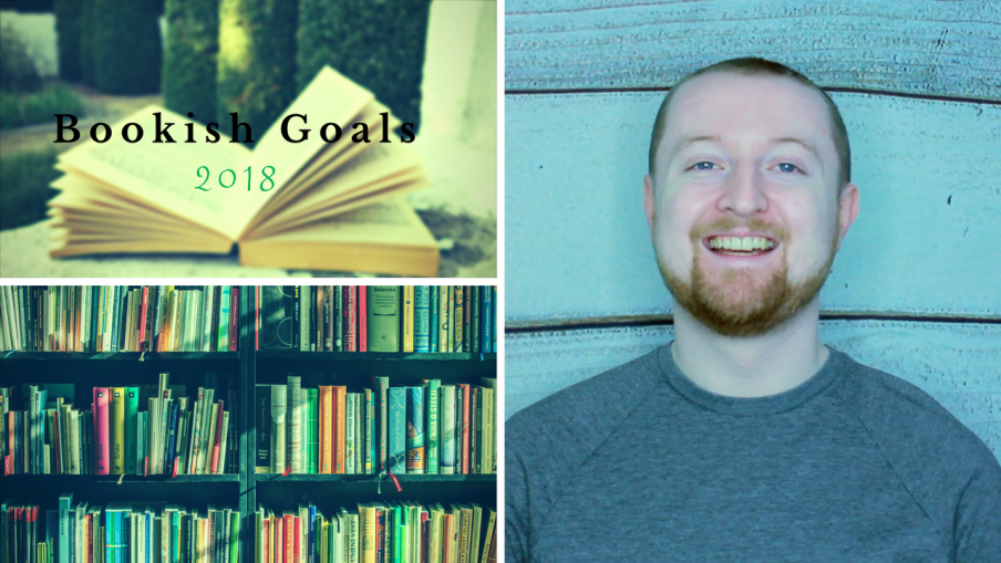 kieran higgins bookish goals 2018