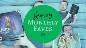 January 2018 Favourites Kieran Higgins