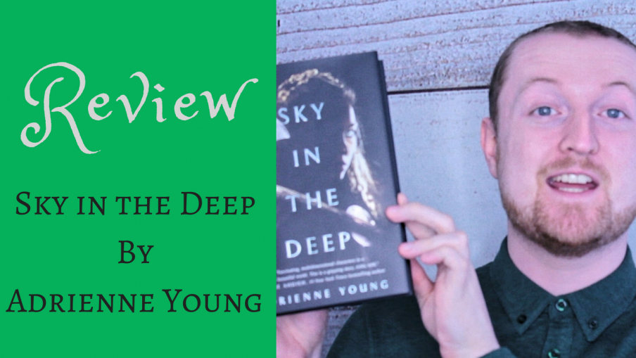 Review - SKY IN THE DEEP by Adrienne Young Kieran Higgins